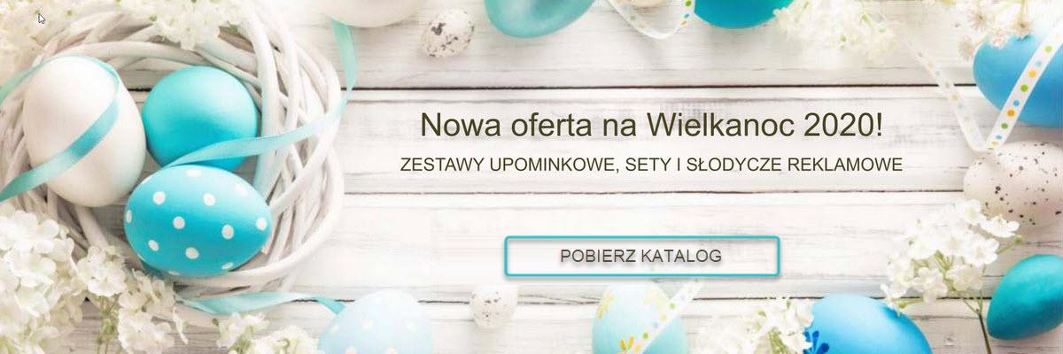 Oferta Wielkanoca - Pobierz katalog na Wielkanoc 2020