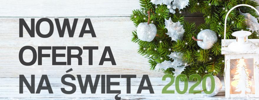 Oferta na święta Bożego Narodzenia